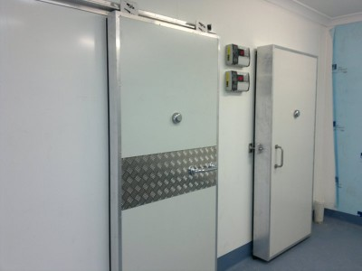Freezer and Cool Room