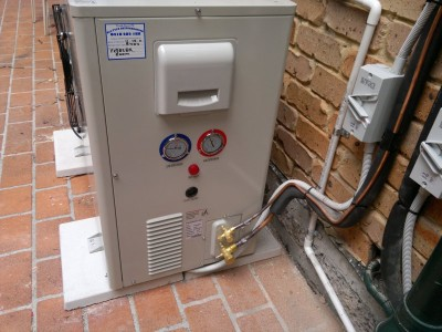 Freezer and Cool Room condensing Units 2