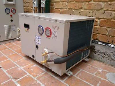 Freezer and Cool Room condensing Units 3