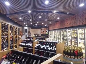 Arneg Cabinet in bottle shop 4