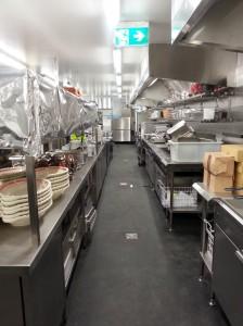 New commercial Kitchen Setup