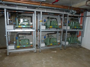 Bitzer water cooled condensing units 3