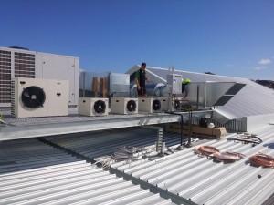 Crinit refrigeration condensing units
