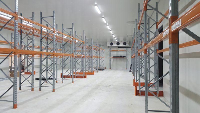 AllType Refrigeration - Ware House Freezer Room