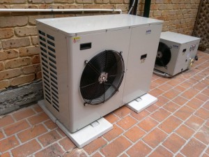 Freezer and Cool Room condensing Units