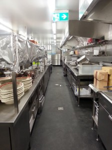 New commercial Kitchen Setup