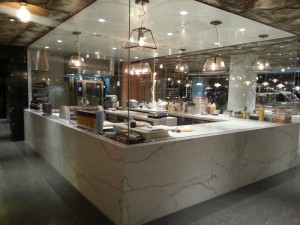 Patisserie Section